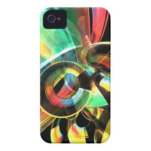 Magic Rings iPhone 4 Covers