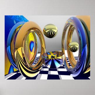 Magic rings poster
