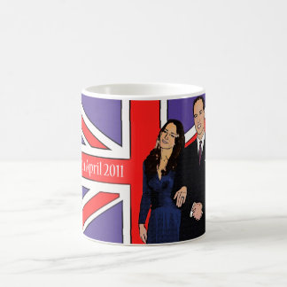 Magic Royal Wedding Mug