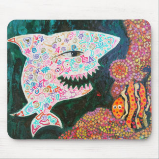 Magic shark - Magic mousepad
