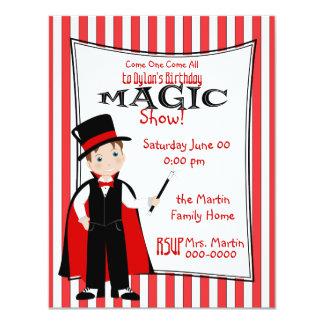 Magic Show Card