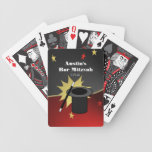 Magic Show Party Favor Bicycle Playing Cards
