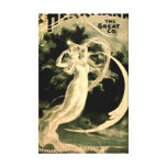 Magic Show Playbill 1898 Stretched Canvas Prints