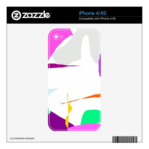 Magic Decal For iPhone 4S