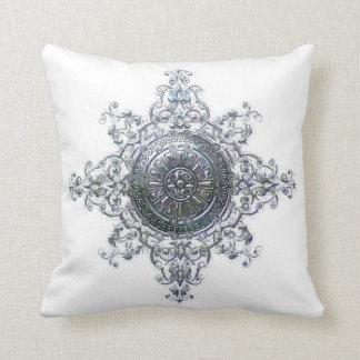 Magic Snowflake Pillow