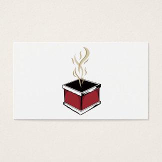 Magic Spirit Box Business Card