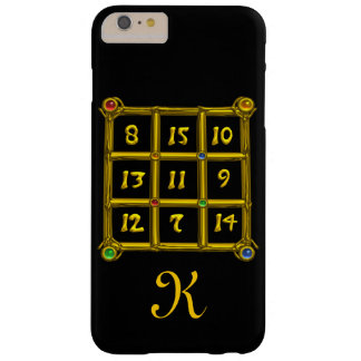 MAGIC SQUARE 33 MONOGRAM Black Barely There iPhone 6 Plus Case
