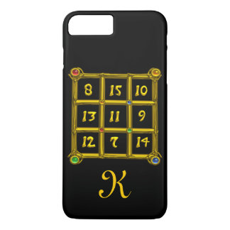 MAGIC SQUARE 33 MONOGRAM Black iPhone 7 Plus Case
