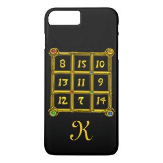 MAGIC SQUARE 33 MONOGRAM Black iPhone 8 Plus/7 Plus Case