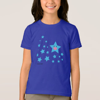 Magic Star | Girl's T-Shirt Dolce & Pony