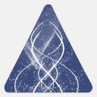Magic Triangle Sticker