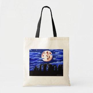 Magic Stones Budget Tote Bag