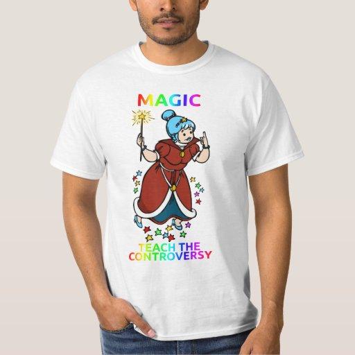 """""""Magic: Teach the Controversy"""" shirt"""