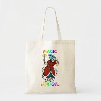 """Magic: Teach the Controversy"" totebag Tote Bag"