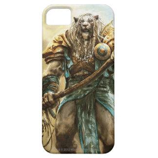 Magic: The Gathering - Ajani Goldmane iPhone 5 Cases