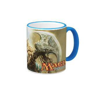 Magic: The Gathering - Ajani Goldmane Coffee Mug