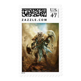 Magic: The Gathering - Ajani Goldmane Postage