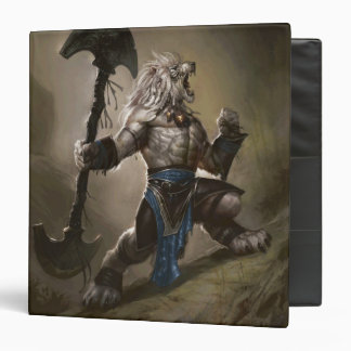 Magic: The Gathering - Ajani Vengeant (alternate) 3 Ring Binder