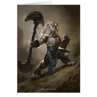 Magic: The Gathering - Ajani Vengeant (alternate) Card