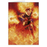 Magic: The Gathering - Chandra Ablaze Greeting Card