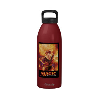 Magic: The Gathering - Chandra Ablaze Reusable Water Bottles