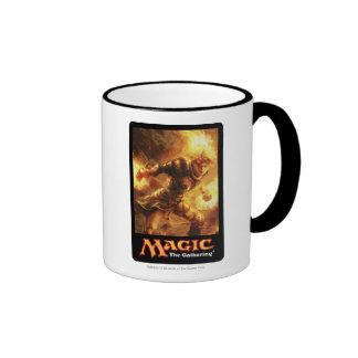 Magic: The Gathering - Chandra Nalaar Ringer Mug