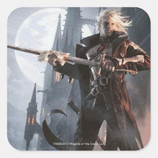 Magic: The Gathering - Dark Ascension (Sorin) Square Sticker