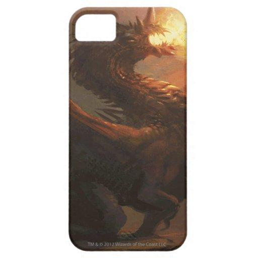 Magic: The Gathering - Flameblast Dragon iPhone 5 Cover