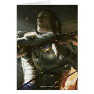 Magic: The Gathering - Gideon's Sural Card