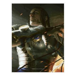 Magic: The Gathering - Gideon's Sural Post Cards