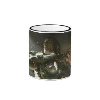 Magic: The Gathering - Gideon's Sural Ringer Coffee Mug