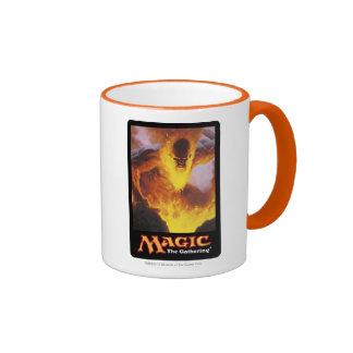 Magic: The Gathering - Inferno Titan Ringer Coffee Mug