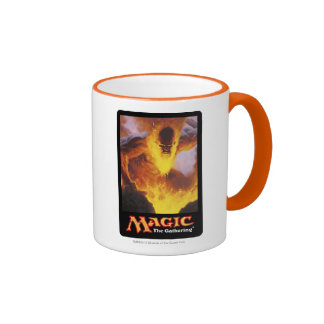 Magic: The Gathering - Inferno Titan Ringer Mug