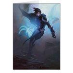 Magic: The Gathering - Jace, Memory Adept Greeting Card