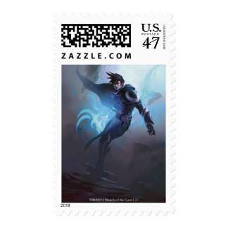 Magic: The Gathering - Jace, Memory Adept Postage Stamp