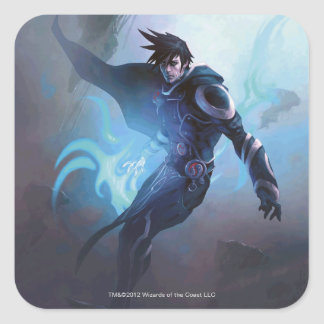 Magic: The Gathering - Jace, Memory Adept Square Sticker