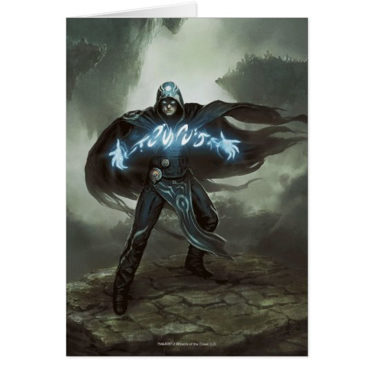 Magic: The Gathering - Jace, the Mind Sculptor Card