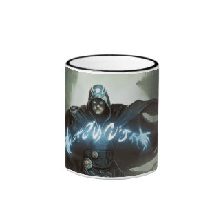 Magic: The Gathering - Jace, the Mind Sculptor Ringer Coffee Mug