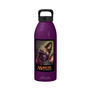Magic: The Gathering - Liliana of the Veil Reusable Water Bottle