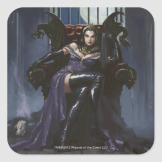 Magic: The Gathering - Liliana Square Sticker