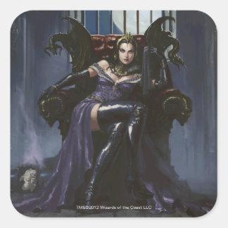 Magic The Gathering - Liliana Square Sticker