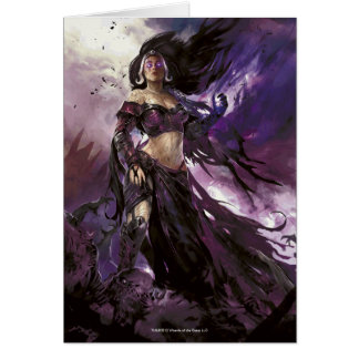 Magic: The Gathering - Liliana Vess (alternate) Card