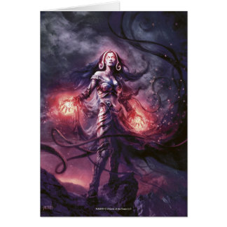 Magic: The Gathering - Liliana Vess Card