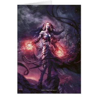 Magic: The Gathering - Liliana Vess Card