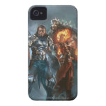 Magic: The Gathering - Planeswalker Tableau iPhone 4 Case-Mate Cases