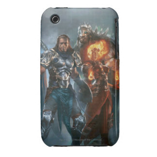 Magic: The Gathering - Planeswalker Tableau iPhone 3 Cases