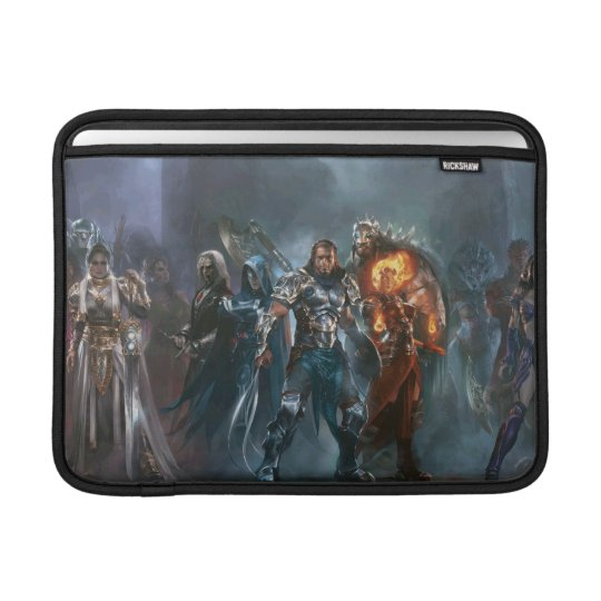Magic: The Gathering - Planeswalker Tableau MacBook Air Sleeve