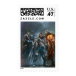 Magic: The Gathering - Planeswalker Tableau Postage