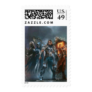 Magic: The Gathering - Planeswalker Tableau Stamp