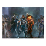 Magic: The Gathering - Planeswalker Tableau Post Cards
